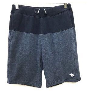 Abercrombie Kids fleece shorts